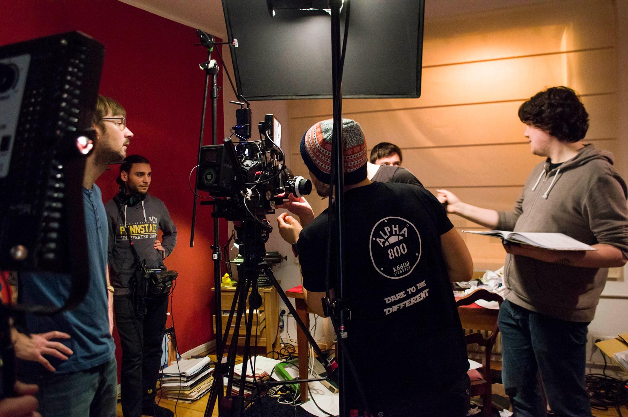 Indiefilmtalk-Daniel Hettinger