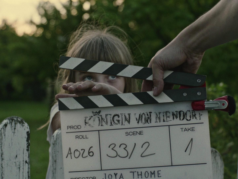 Indiefilmtalk Podcast, Joya Thome, Filmdreh Königin von Niendorf