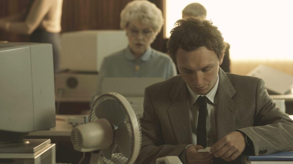 "Szene aus dem Film ""Coup"" von Regisseur Sven O. Hill"