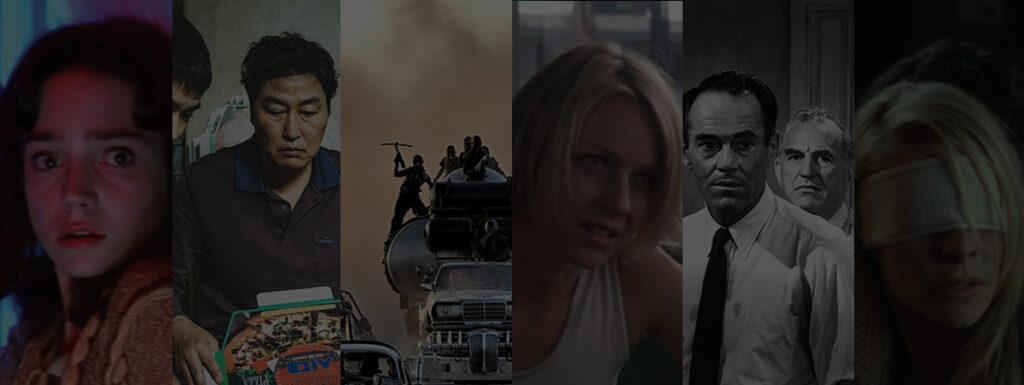 Folge 106 - Roundtable   Must have seen: Inspirierende Filme